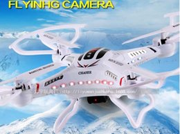 Wholesale F183 RC Quadcopter MP camera RC Helicopter headless flying Drone Auto Pathfinder Aircraft FPV Real time transport
