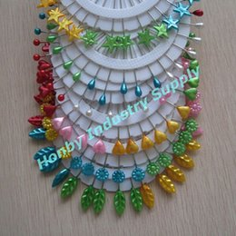 Wholesale packing wheel mm pearl head islamic hijab pins