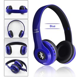 Foldable Bluetooth Headphone Headset With Mic TF Card Supported High Fidelity Surround Sound Noise Canceling Wireless Stereo