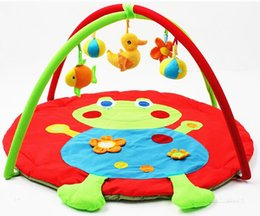 Wholesale Alfombra Infantil Educational toys baby game play gym mat Infant blanket Gym Baby Educational Pads D Activity Play Mat gym