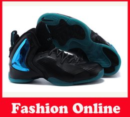 Wholesale 2015 New Arrival Athletic lil penny posite men s baketball shoes penny hardaway sport shoes