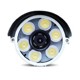 8CH Network Camera Surveillanc System Kit + 1.0MP Network Camera White Light 720P With IR-CUT Night Vision Full Color Woshida