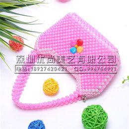 Wholesale Special mention G082 Dual ingot dumplings diy handmade beads bag hook factory direct price