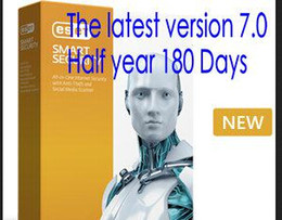 Wholesale H Sent online eset nod32 smart security days Half year English version months Account