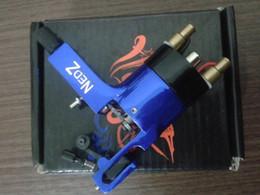 Wholesale NEDZ Rotary Tattoo Machine Gun Stigma Powerfull RAC Clip Cord Dampening Micro price for tattoo supply