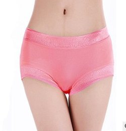 Wholesale New Fashion Sexy Lady s Panties Lingerie Bamboo Fiber Fashion Seamless Women Underwear Fast Shipping High Quality U7463