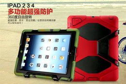 Heavy Duty ShockProof Rugged Impact Hybrid Armor Case Cover For iPad 2 3 4 5 6 Mini Samsung Galaxy Tab 3 4 P3200 P5200 T330 T230 A T350 T550