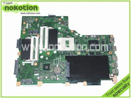 Wholesale Laptop motherboard For Acer Aspire V3 G EA VA70HW Intel DDR3 REV With Nvidia GeForce GT750M Onboard