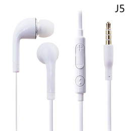 Flat colorful In-Ear Earphone Headphone 3.5mm with Volume control and MIC Headset Earbuds For Samsung Galaxy S4 S5 I9600 Note 2 Note 3 N9000