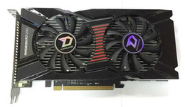 Wholesale-1GB USED Dataland PowerColor ATI R7 250 GDDR5 512SP 128Bit 900 1125MHz R7250 VGA Graphics Card