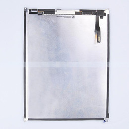 Free shipping by DHL, For iPad 5 iPad air LCD Display Screen Replacement Original LCD Parts