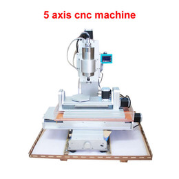 Wholesale ship from UK include tax Table Column Type axis cnc milling machine High Precision Ball Screw cnc router machine