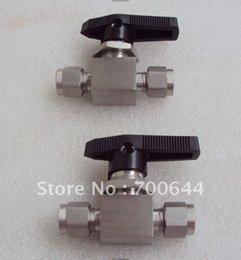 Wholesale instrumentation ball valve parker type ball valve