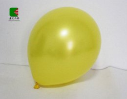 Wholesale Cheap Ballons - 1.2g latex ballons 30 blue and 30 yellow solid color free shiping Balloons Cheap Balloons