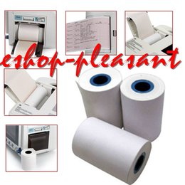 Wholesale Print papaer Roll paper Thermal paper for ECG EKG Electrocardiograp mm m