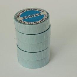Descuento cintas de la peluca del pelo Al por mayor-1pc / paquete de alta calidad de la cinta del cordón de la peluca del pelo humano del pegamento para la extensión del pelo doble considerar pegamento de la cinta del envío con Supertape