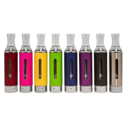 EGO MT3 Atomizer E cigarette rebuildable bottom coil EVOD BCC clearomizer EVOD Atomizer tank vaporizer with multi colors