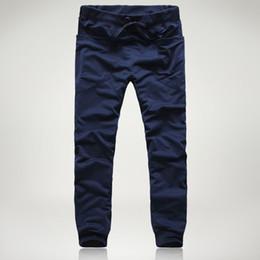 Wholesale Casual Mens Jogger Dance Sportwear Baggy Harem Pants Slacks Trousers Sweatpants Hot