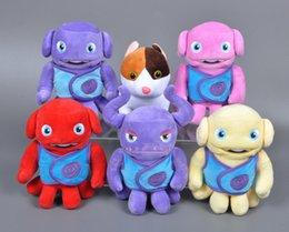 Wholesale Crazy Alien plush toy plush toys new European and American cartoon