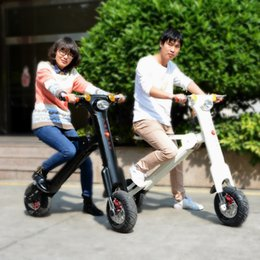 Wholesale Newest product folding electric scooter electric bikes electric bicycles with lithium battery new life style for peop e