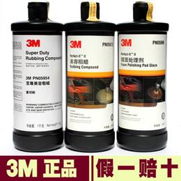 Wholesale Genuine M car paint scratch repair abrasive polishing wax beauty wax to repair deep scratches kit