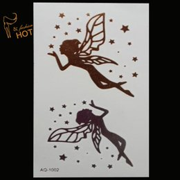 Wholesale-Body art chain gold tattoo temporary tattoo tatoo flash tattoo metallic tattoo temporary tattoost stickers