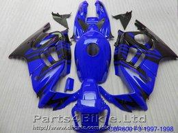 Wholesale Lowest price Dark blue bodywork for Honda fairing kit CBR600F3 body repair parts CBR F3 CBR600 F3 GNSF