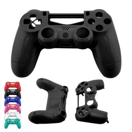 Replacement Housing Cover Case Shell for Playstation 4 PS4 Bluetooth Wireless Controller Repair Part Shell FAST SHIPPING