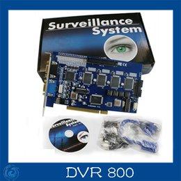 16CH DVR 800 v8.2 CCTV DVR Board DVR800 (V8.2 dvr Card for cctv systems