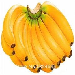 Wholesale 100 Banana seeds Passion Fruit Seeds Passiflora mollisima special Bonsai Seed