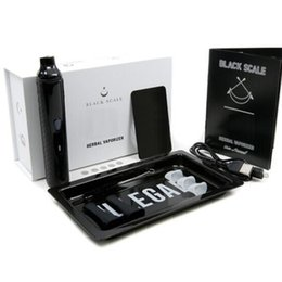 Wholesale Black Scale G Pro Dry Herb Vaporizer Starter Kit
