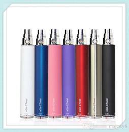 buen precio al por mayor y alta calidad ego cigarrillo electrónico de baterías de torsión con función de voltaje de salida ajustable envío libre desde precios al por mayor para las baterías del ego proveedores