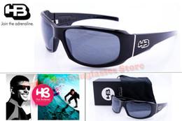 Wholesale 2015 La vente chaude Hb chaude beigné G Tronic marque concepteur Oculos De Sol Mens Sports Gafas Evoke lunettes de soleil avec boîte d origine