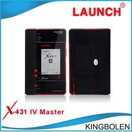 Wholesale 2015 LAUNCH X431 IV Multi language Launch X Master IV X Master IV Original Free Update via Internet Three Years Warranty