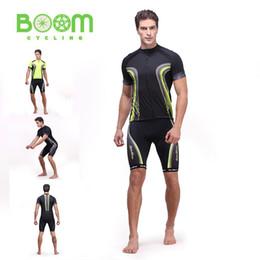 Wholesale-Cycling jersey bicycle bike jersey set bicycle bike shorts NAVILINE NA3169 Men padded Free-Shipping