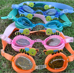 Wholesale fashion kids baby toys Swimming pool Goggles Water Sports Swim goggle Resin Cheap Water sports equipment Children s Christmas gifts