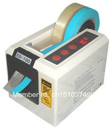 Wholesale ED Electric Desktop Packing Tape Dispenser China Manufacturer Automatic Tape Cutter Machine