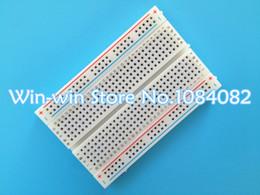 Wholesale Quality mini bread board breadboard CM x CM holes