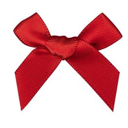 9mm Satin ribbon bow ,Gift packsg,underwear DIY accessories 300pcs