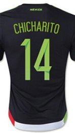 Wholesale Soccer Jerseys Mexico Fabian Raul Jimenez Chicharito Mexico Football Shirts Mexico Soccer Jersey Camiseta