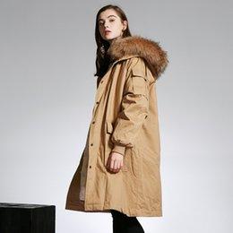Free shipping 2017 warm winter white dark down big fur hooded high quality long thick down