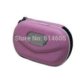 Pink Airform Aero Protector Travel Carry Hard Case Pouch Bag Sleeve for Sony PSP GO sleeve bag case