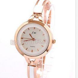 2014 Quartz OL Wrist Watch New Fashion Alloy Elegant Princess Bracelet Watch Women Ladies