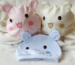 Wholesale 100 Cotton NewBorn Hat Baby Hat Infant Bernat Birth Hat For Little Baby s Gift