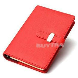 New 2014 School Supplies Vintage Imitation leather Notebook Spiral Diary Journals Notebook