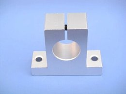 100pcs SK13 13mm linear rail support Shaft Support CNC Router SH13A CNC parts