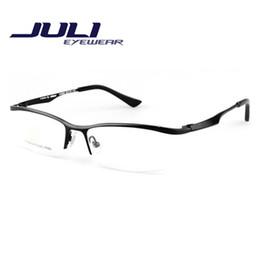 Oculos De Grau Femininos Reading Glasses Titanium Eyeglasses Frames Oculos Computer Glasses Frame Fashion Glasses Men 9880C
