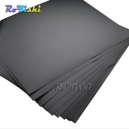 Wholesale 10 Sheets grit Wet and Dry Sandpaper Abrasive Waterproof Paper Sheets