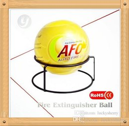 Wholesale CE approved AFO Newest Technology Auto Fire Extinguisher Ball Home Security Best Protection PC LSHL