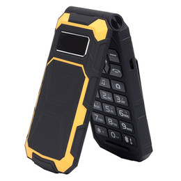 Wholesale Cheap Flip Phone ALPS F999 Inch Dual SIM GSM Cell Phone mAh battery MP Speed Dial Unlocked Mobile Phone